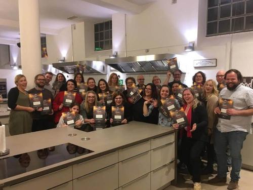 CGW Weihnachtsfeier – Bachelor of grill und Samba!