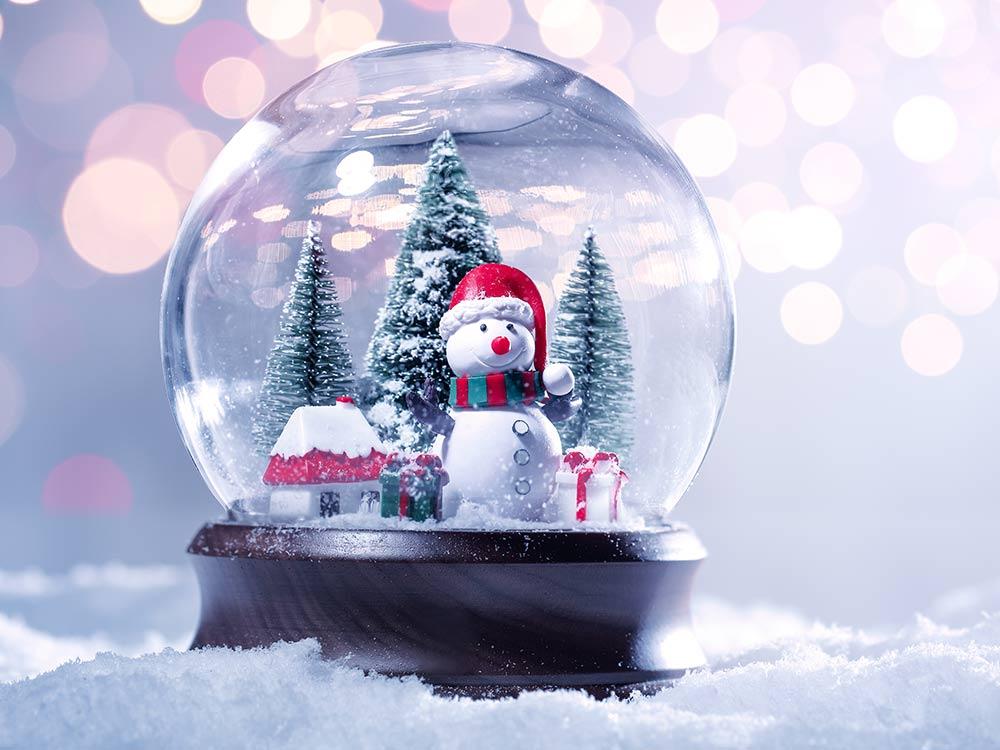 Weihnachtspause CGW
