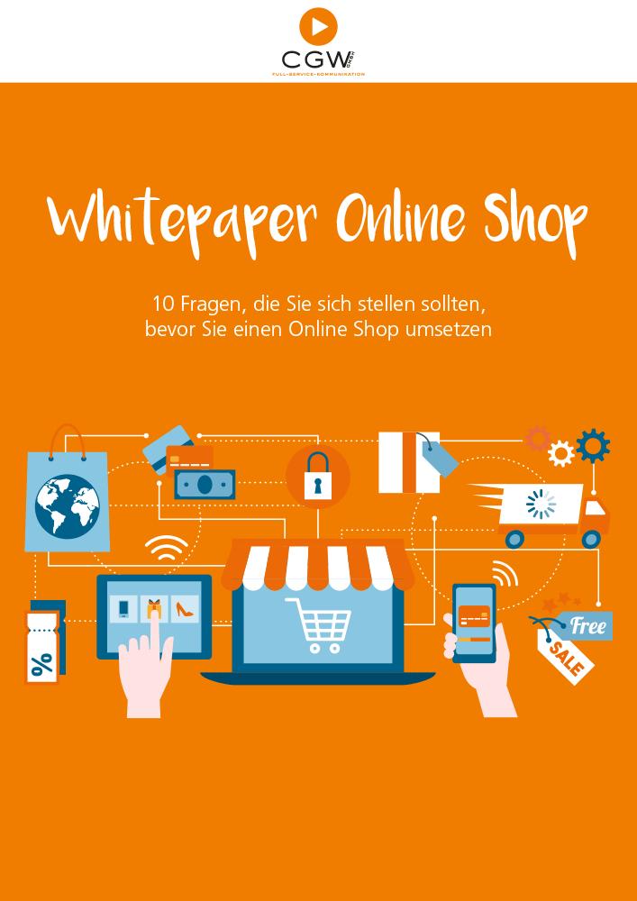Whitepaper Online Shop